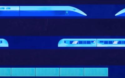 Des trains autonomes d'ici 2023