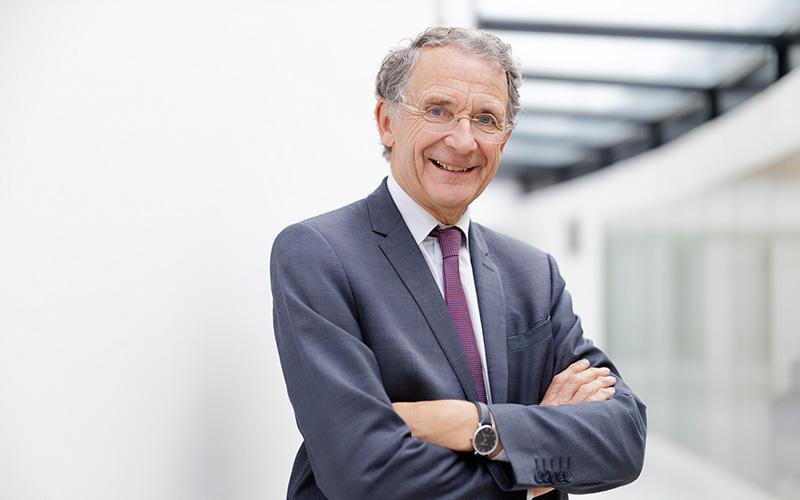 Un nouveau Président pour Railenium : Bernard SCHAER