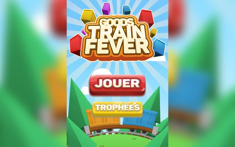 Goods Train Fever, quand le fret ferroviaire devient un jeu