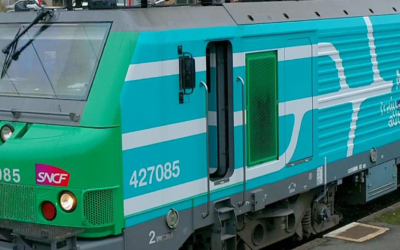 Railenium & la SNCF et ses partenaires font circuler une locomotive en autonomie partielle