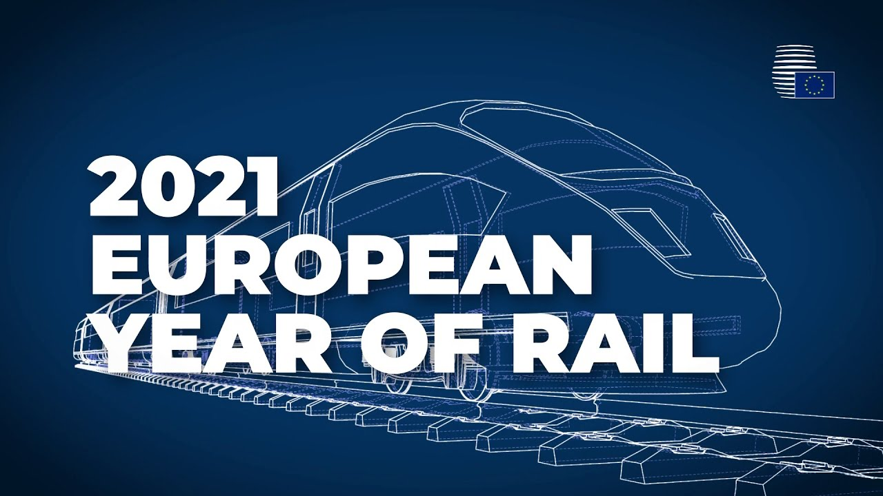 Kick-off of the European Year of Rail 2021