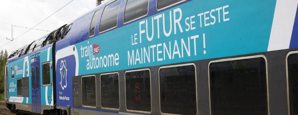 Nouvelle étape pour le Train Autonome